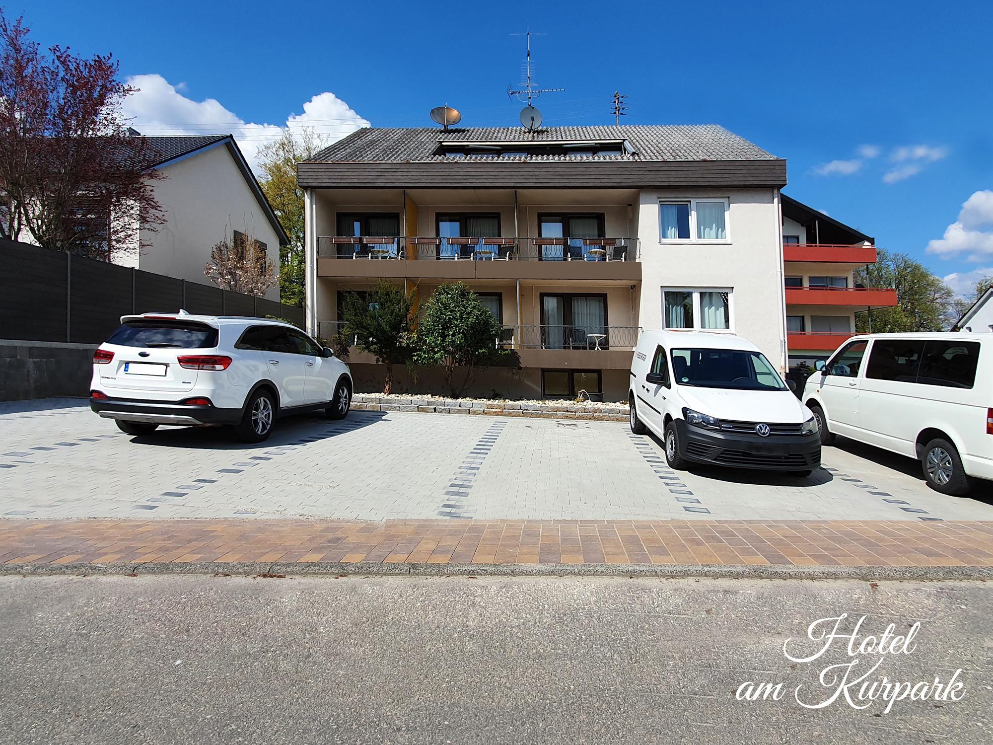 Hotel am Kurpark in Bad Wimpfen - Hotel für Monteure und Handwerker